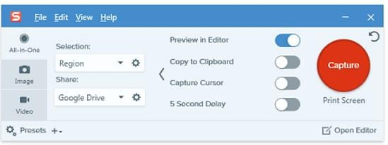 How To Capture in Snagit
