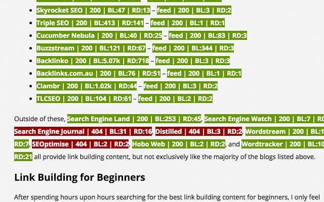 Link Builder For Beginners