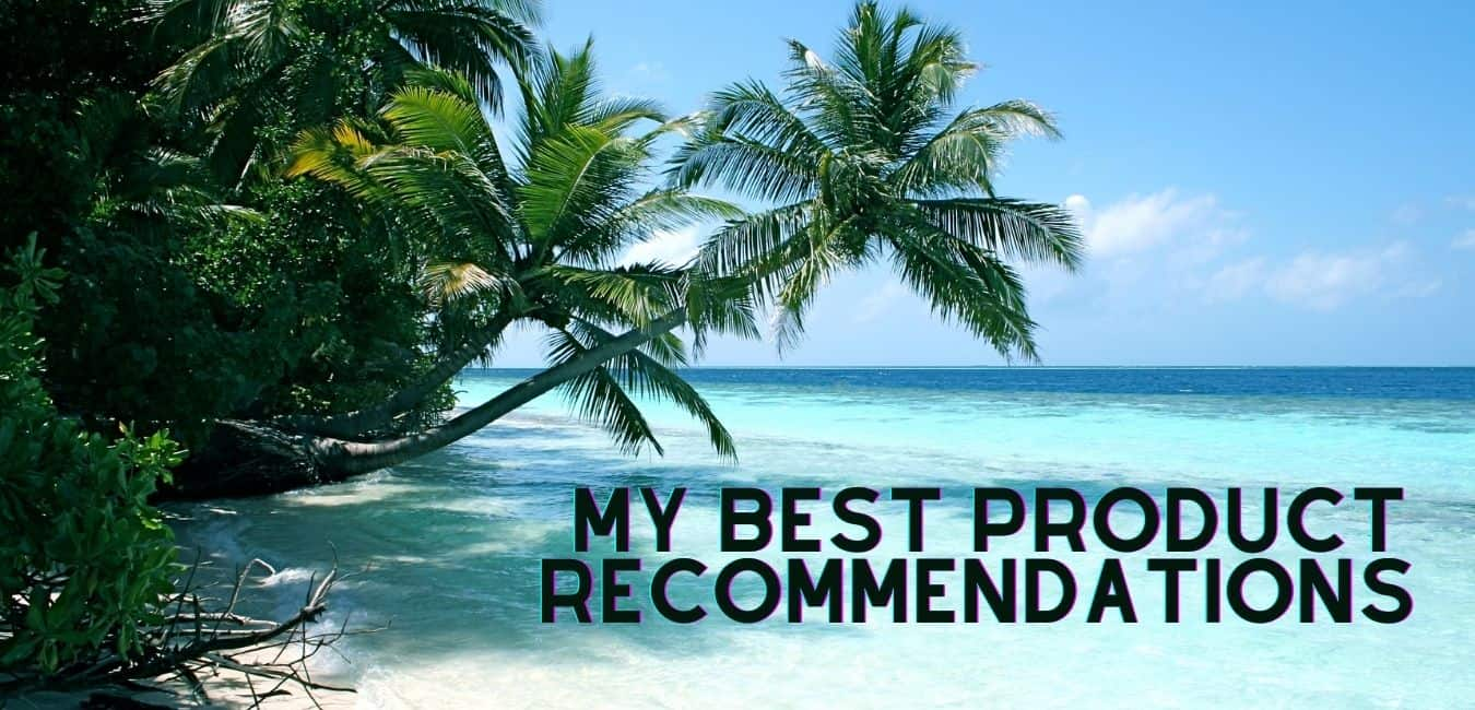 My Best Product Recommendations